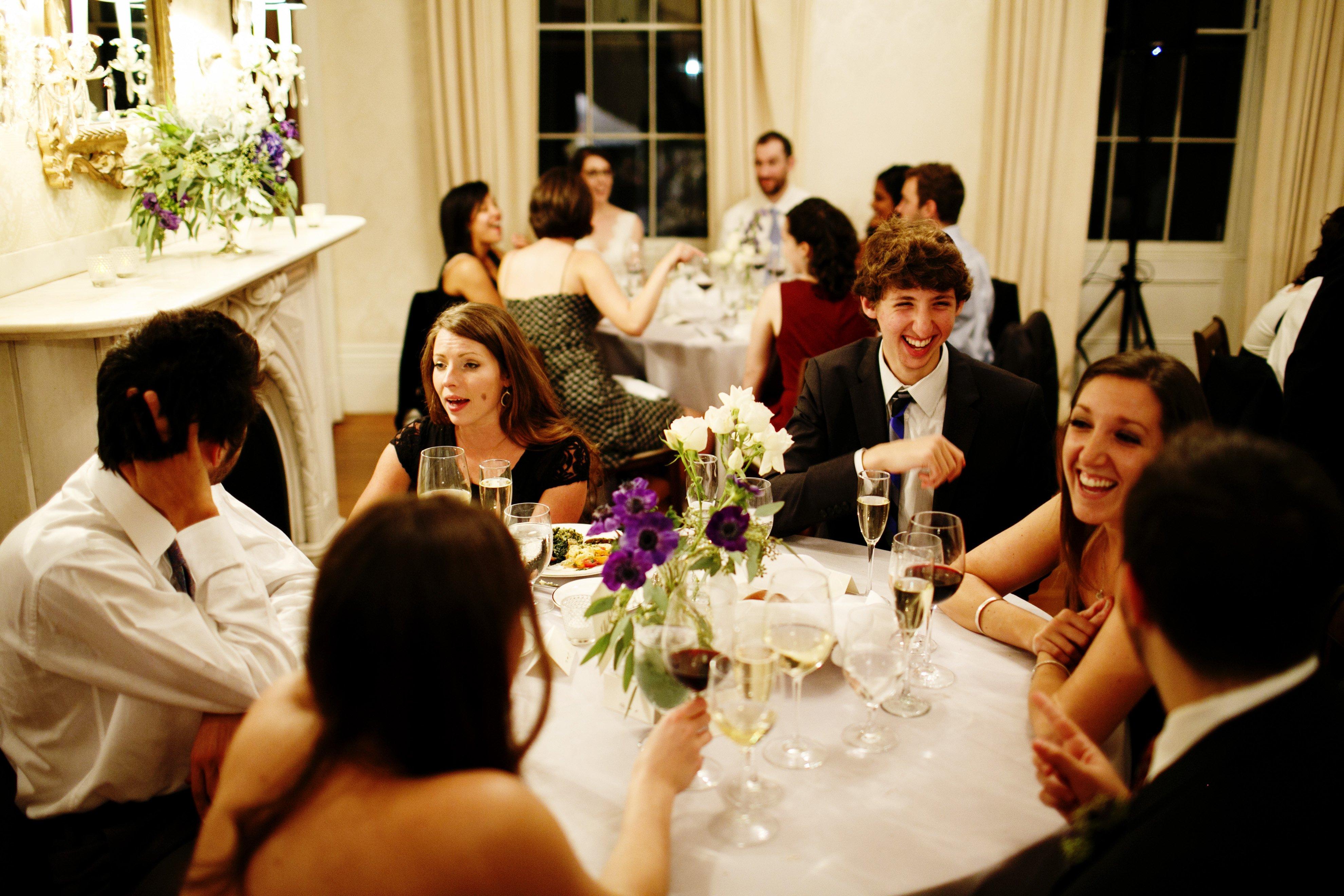 The Commander's Mansion Wedding