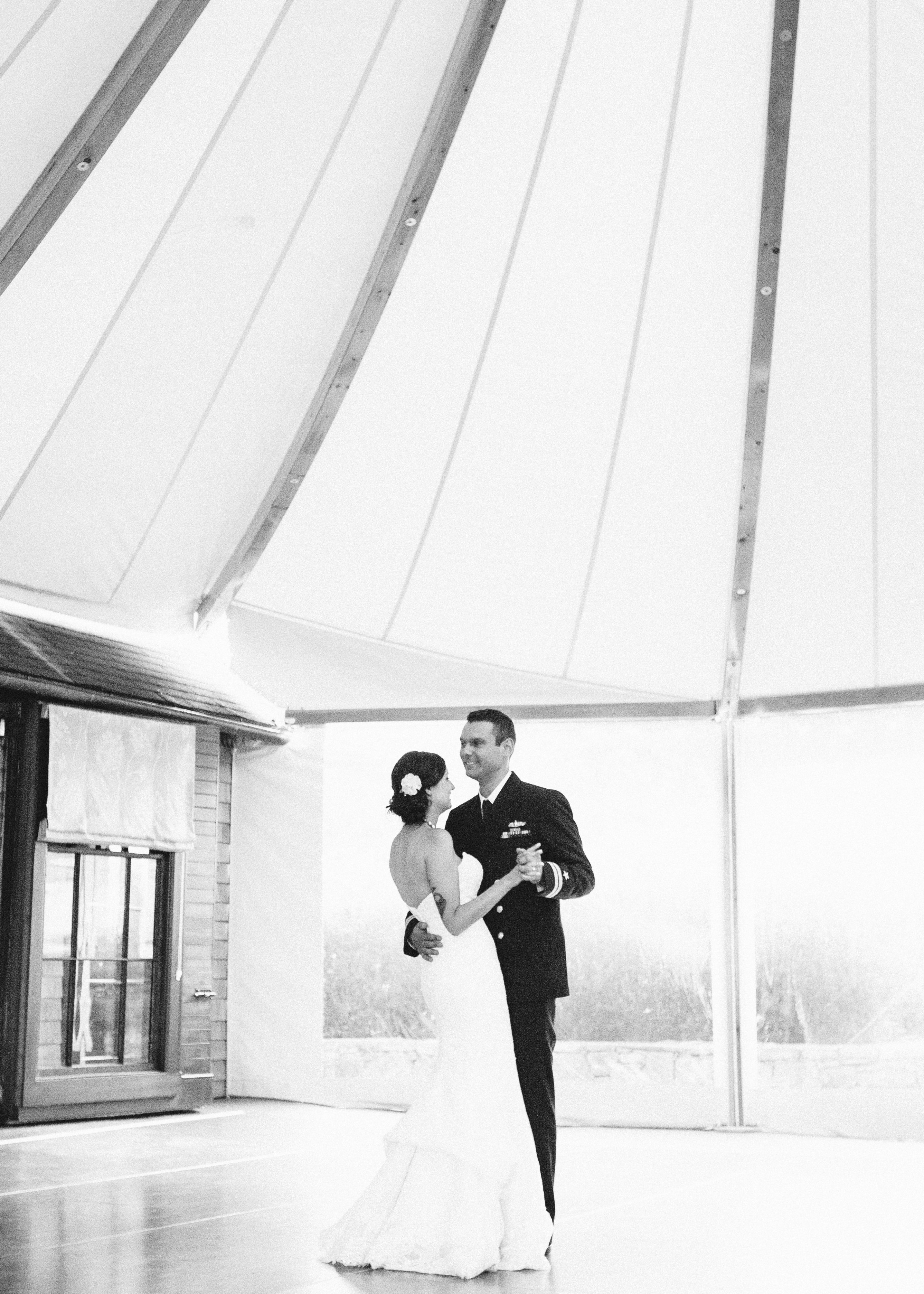 Castle Hill Inn Wedding