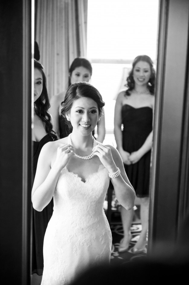 Lenox Hotel Wedding