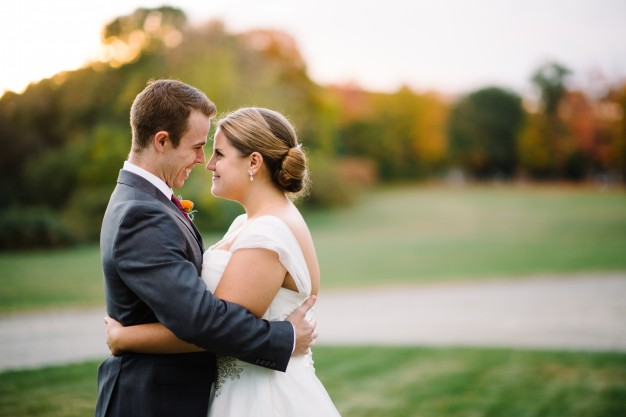 Lyman Estate Wedding