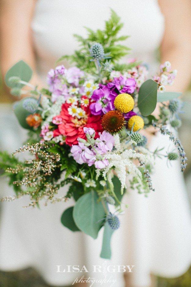 boston wedding flowers