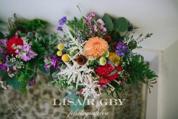 Fruitlands museum wedding flowers
