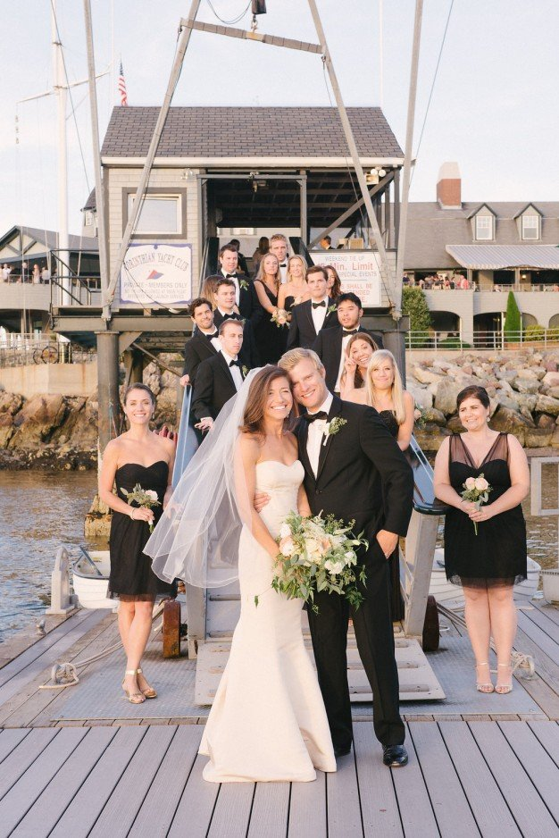 Marblehead Wedding
