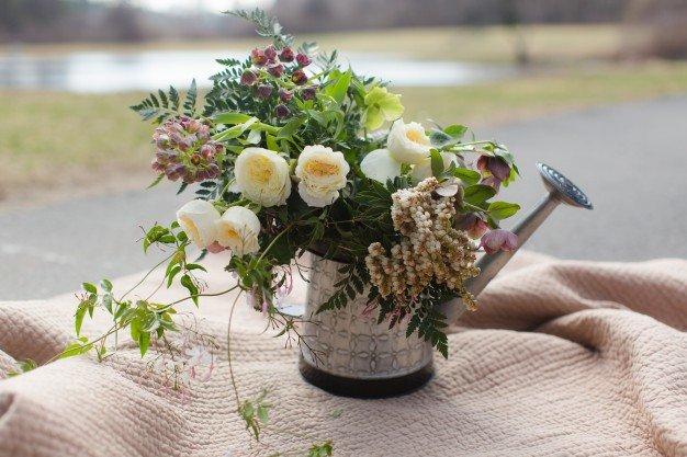 boston wedding floweres
