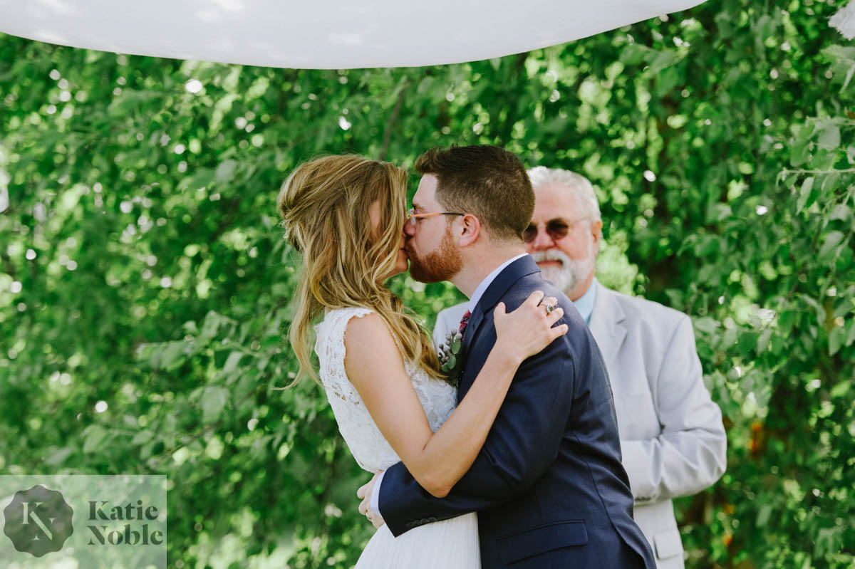 connecticut backyard wedding