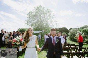 connecticut backyard wedding