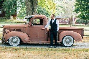 Tyrone Farm Wedding