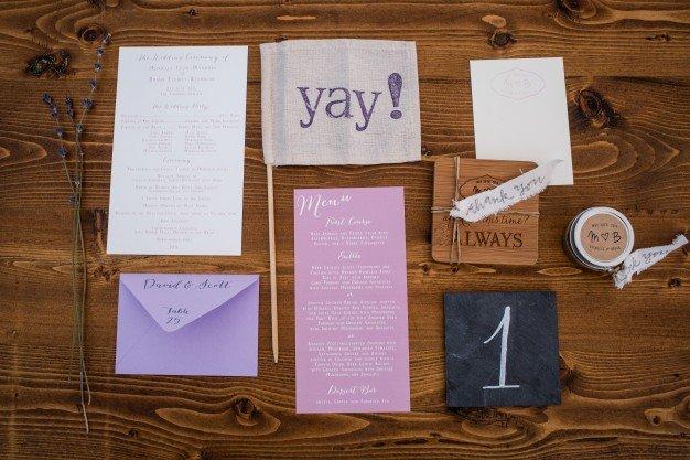 wedding details suite