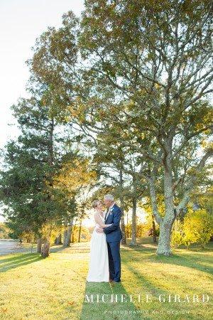 Backyard Cape Cod Wedding