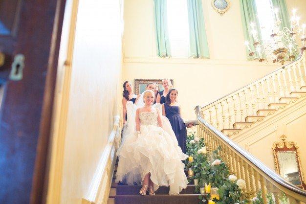 The Crane Estate Wedding