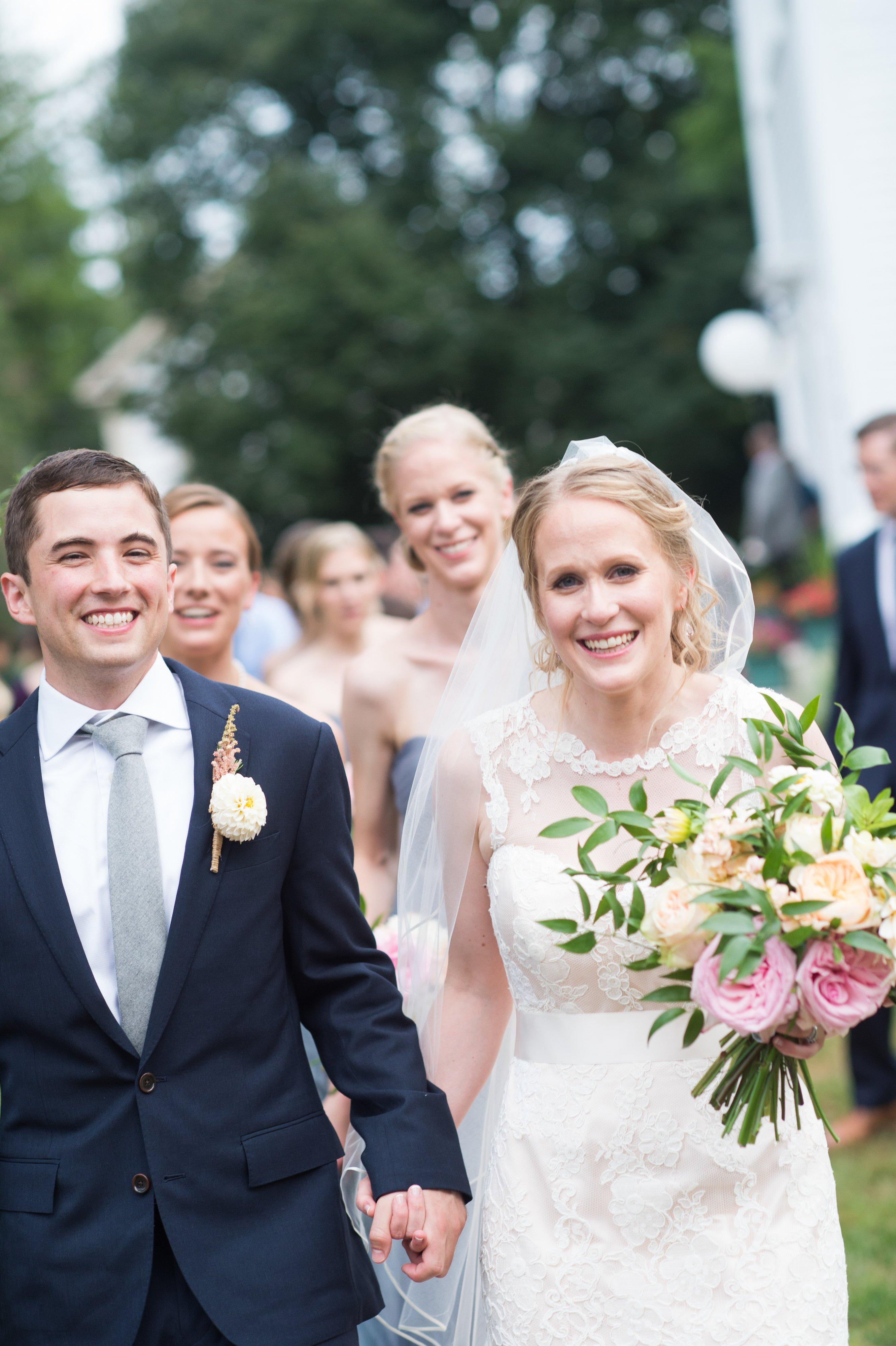 Barn at Gibbet Hill Wedding