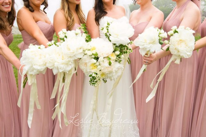 bridesmaids bouquets boston