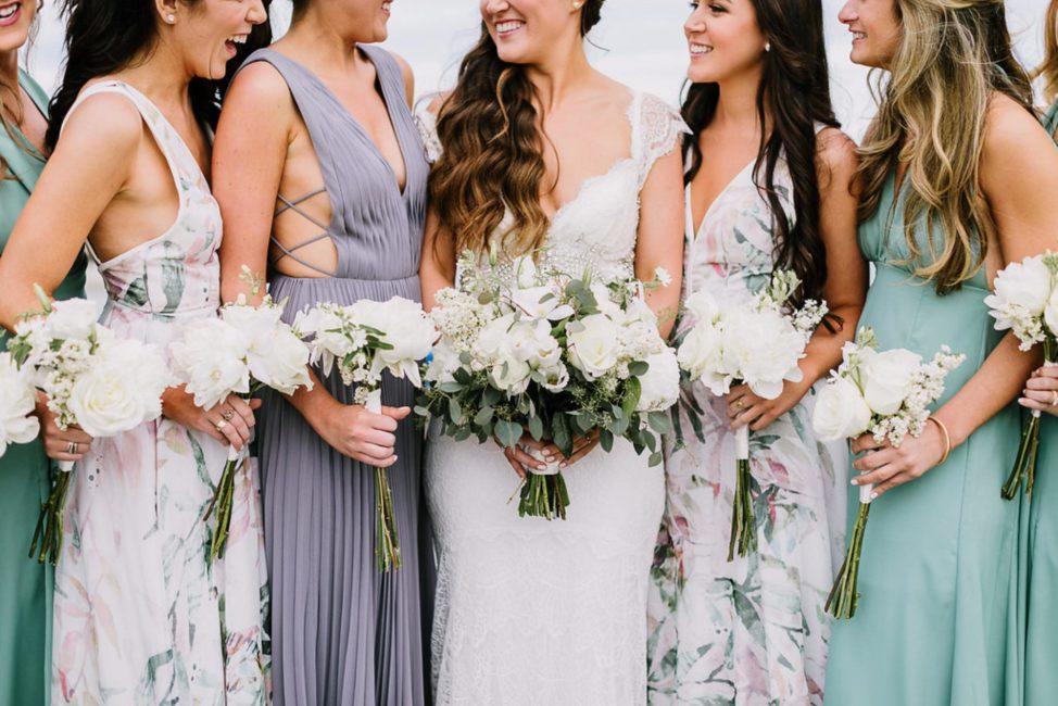boston bridesmaids
