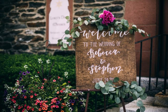 new england wedding planner