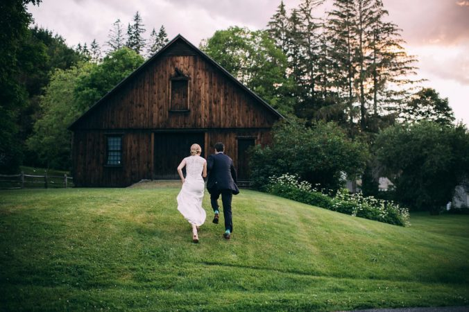 Vermont Wedding Photos