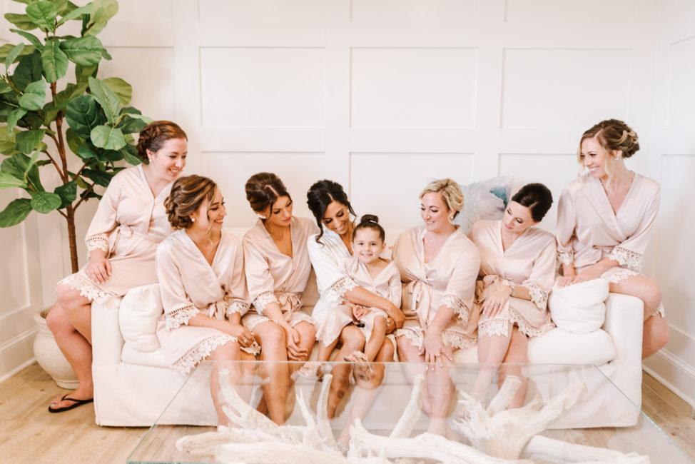 newport bridal party