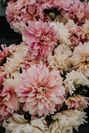 Summer New England Wedding Flowers