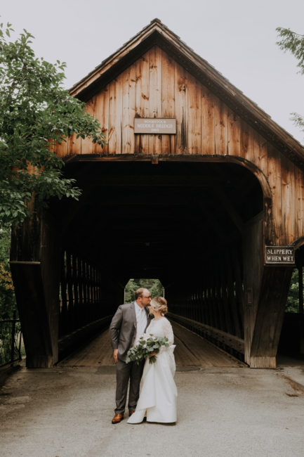 Classic New England Summer Wedding
