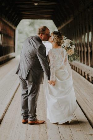 Vermont Farm Wedding Style