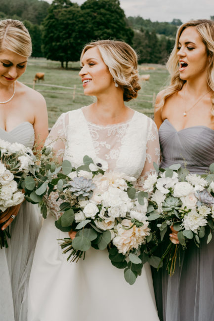 Vermont Wedding Floral Inspiration