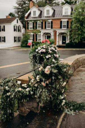 Summer Greenery Floral Design