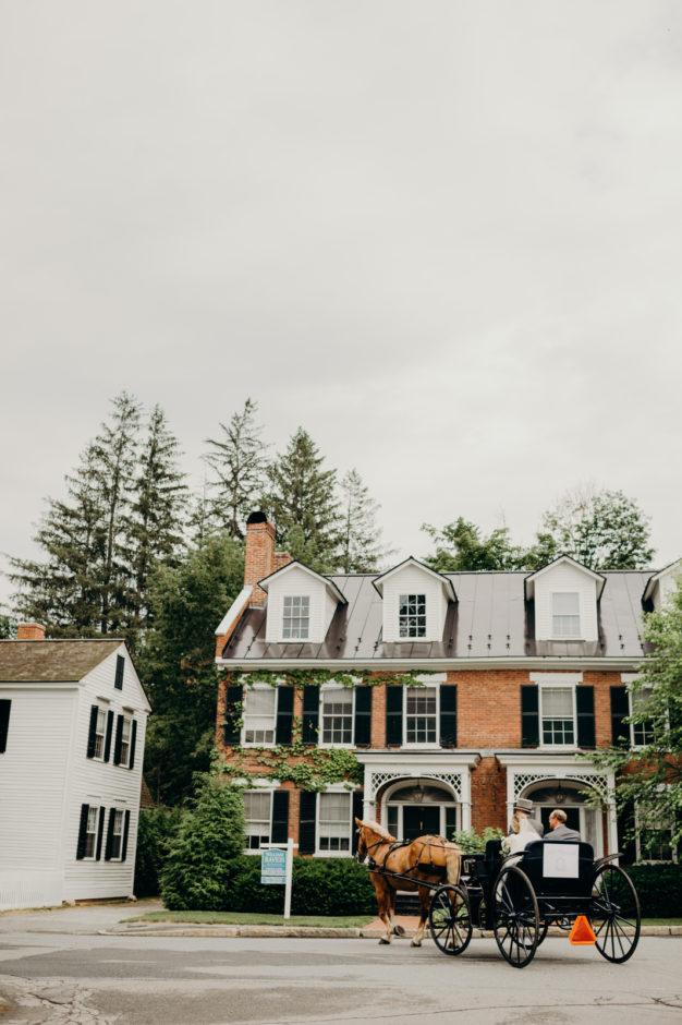 New England Destination Wedding