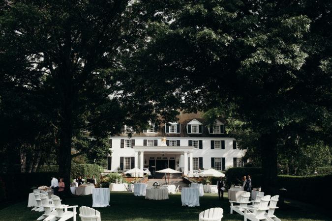Classic New England Wedding Venue