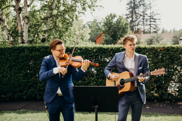 Wedding Cocktail Hour Band