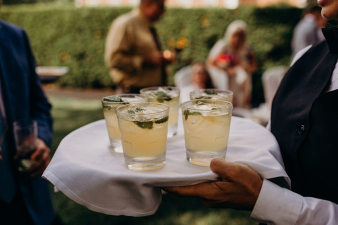 Classic Cocktails for a Summer Wedding