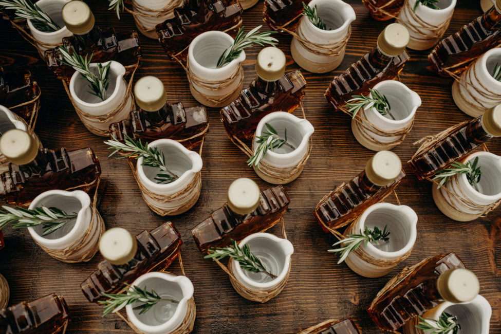 Vermont Wedding Favors