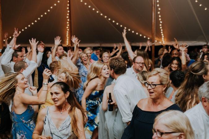 Reception Party Dancing