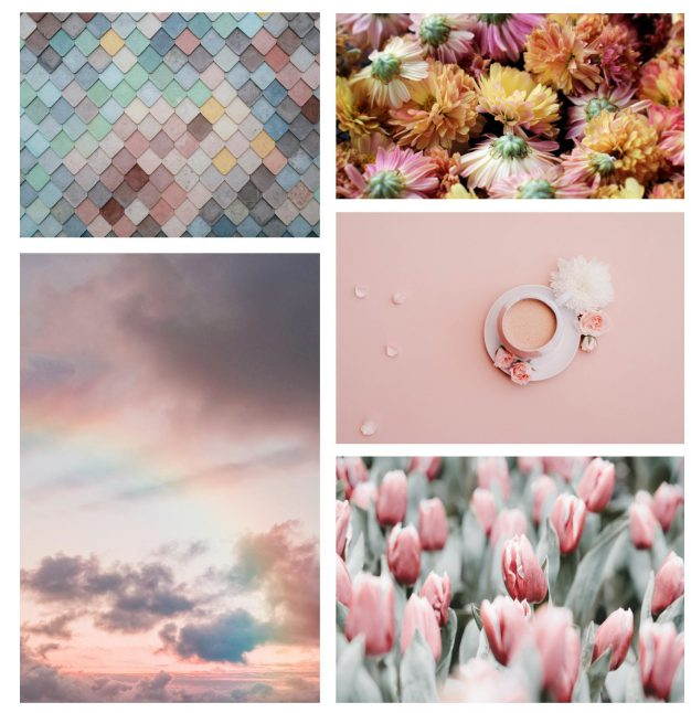 Spring Wedding Moodboard