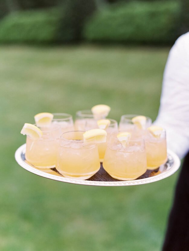 Cocktail Hour drinks